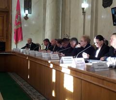 участь в засіданні регіональної комісії